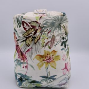 Birds of Paradise handmade door stop