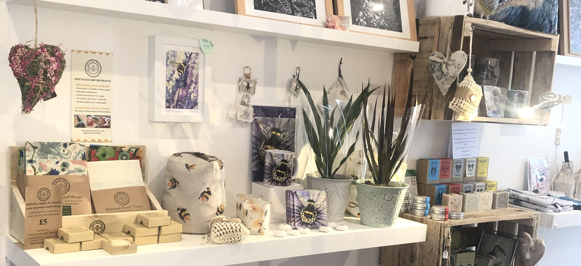 Raven Gifts and Interiors Shop