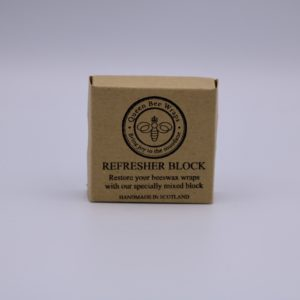 bees wax refresher bar